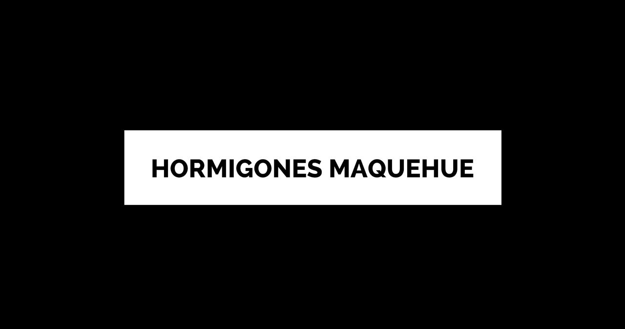 Maquehue banner hormigones | Empresas Maquehue